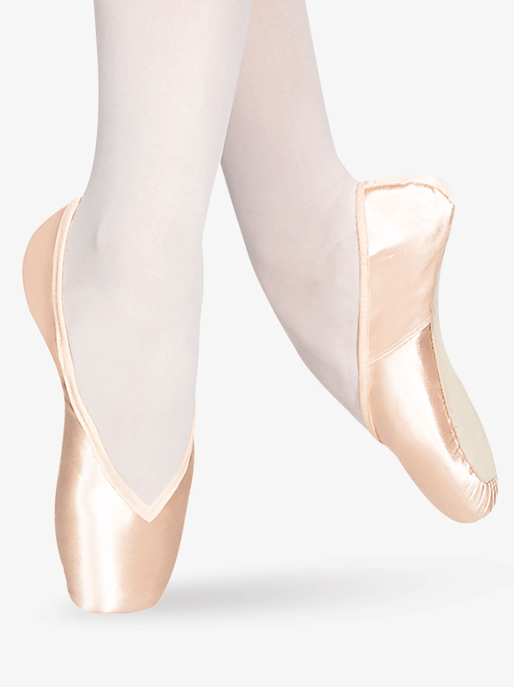 5D cut vamp Freed Studio Professional S pointe shoes