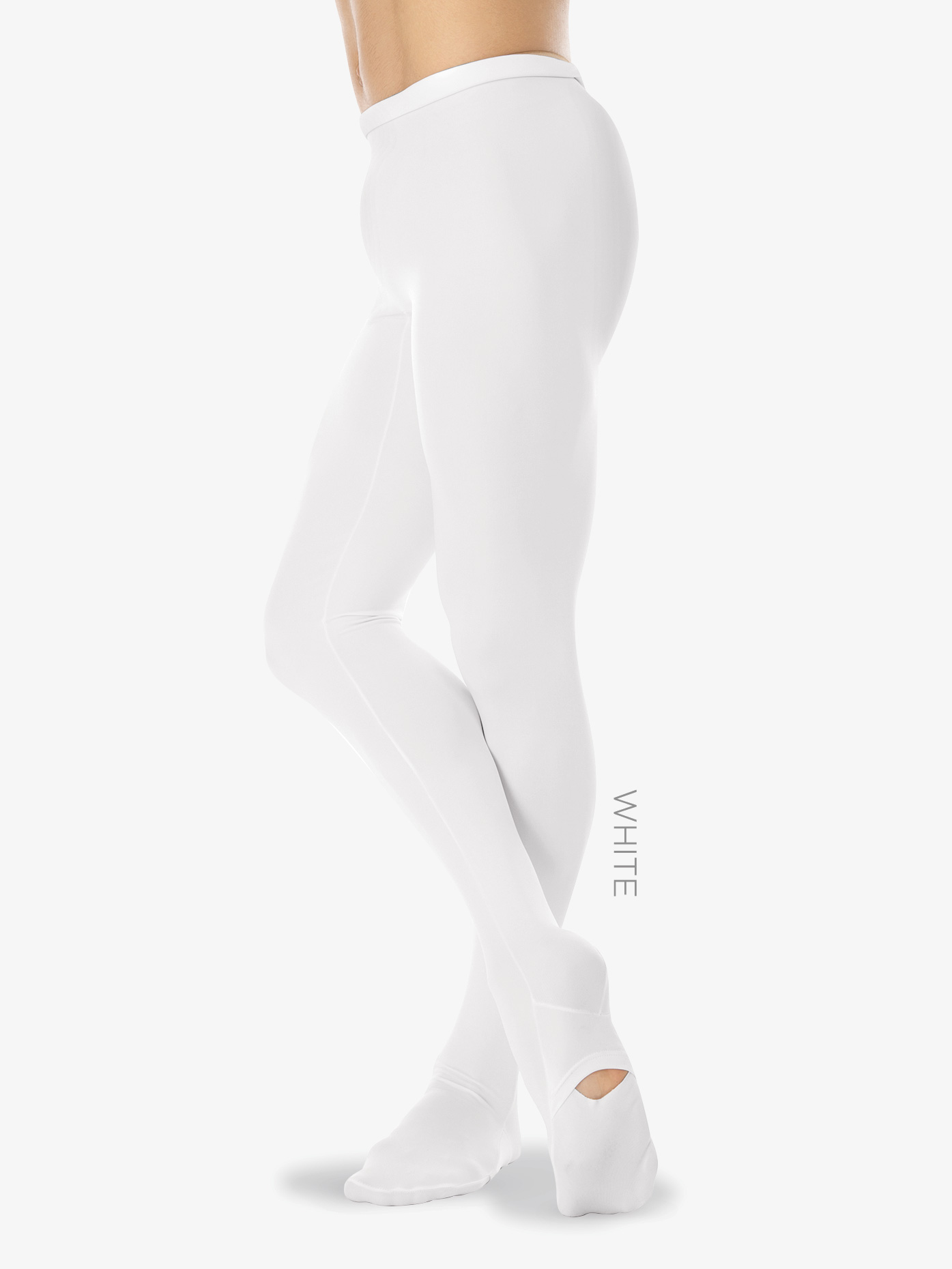 5ac3d84382573 Seamless Convertible Tights | Body Wrappers M92 | DiscountDance.com