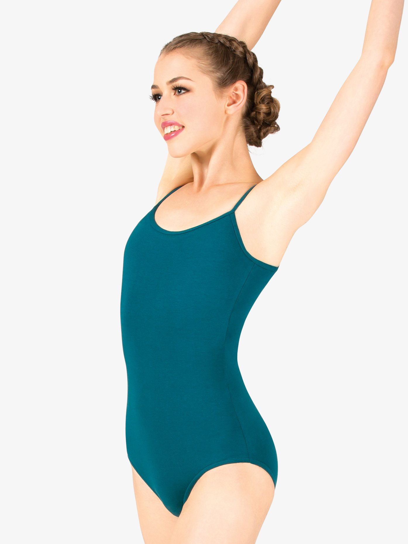 dfa4d5b78 Adult Camisole Cotton Dance Leotard - Style No N5500. Loading zoom