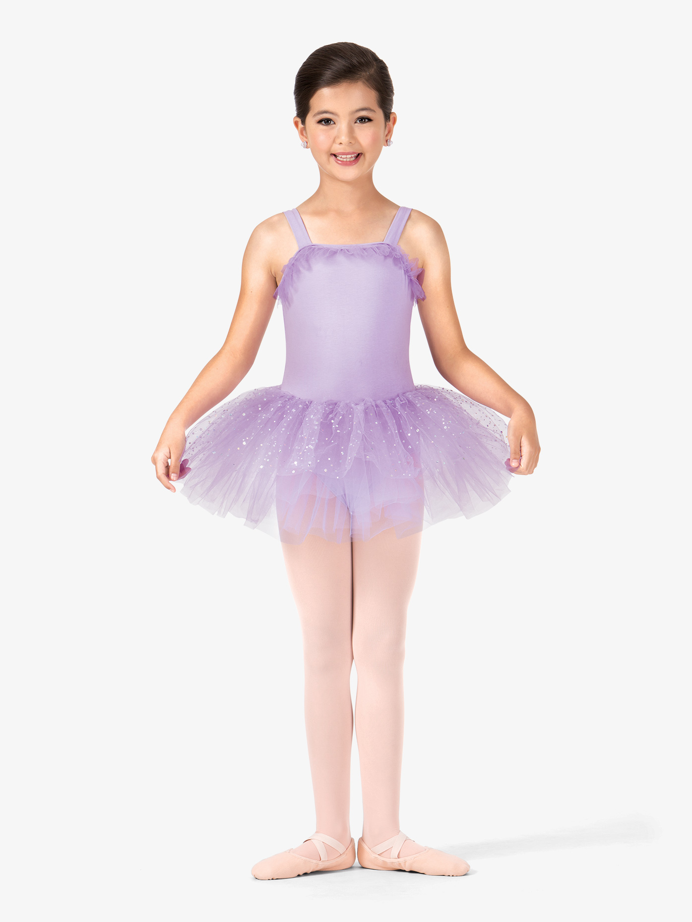 1f7dfbfe0 Sparkle Dot Tank Tutu Dress - Ballet/Lyrical | La Petite Ballerina ...