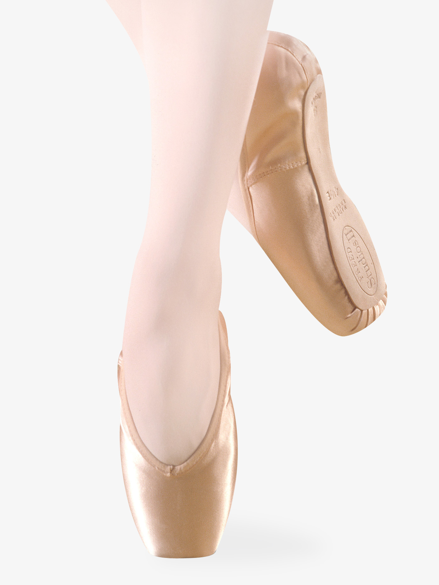 Freed of London Studios Pointe Shoes size 2 3.5 4 3 2.5