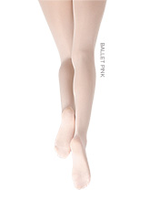 Capezio N14C Caramel Child/'s Size Toddler Hold and Stretch Footed Tights