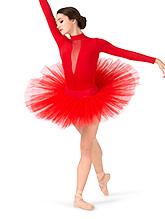 a15b8c4ce3 Rehearsal Tutu Skirt - Tutus & Skirts | Sansha D005 | DiscountDance.com