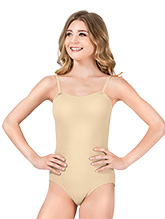 Shaparee by Q-T Youth Womens Move Free Body Suit Dance /& Ballet Bodyliner w//o Shelf Liner