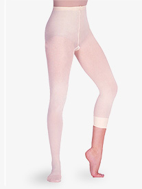 Adult/Child Seamed Convertible Tights