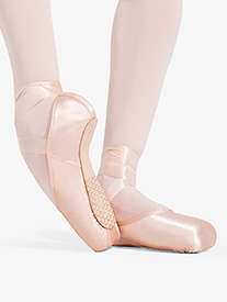 Womens Ava Broad Toe Pointe Shoes