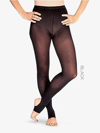 Child Hold & Stretch Stirrup Tights