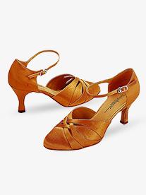 Ladies Regular Series Smooth Ballroom Shoes