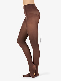 Adult Ultra Soft Transition Tights with Self Knit Waistband