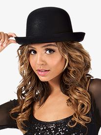 12-Pack Permasilk Bowler Hats
