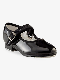 Adult Mary Jane Buckle Strap Tap Shoes