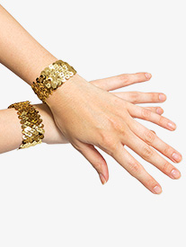 Adult Sequin Cuffs