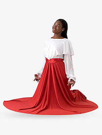 Adult Full Worship Circle Skirt