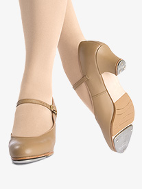 Adult Leather Jr. Footlight 1.5 Heel Tap Shoes