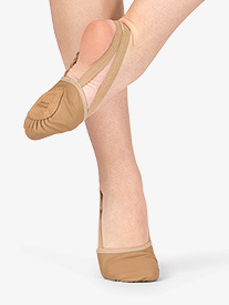 Womens Leather Lyrical Shoes by Angelo Luzio