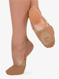 Girls 4-Way Total Stretch Lyrical Half Sole