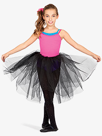 Child Long Juliet Tutu