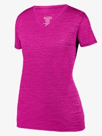 Womens Heather Short Sleeve Training Tee
