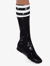 Girls Jailhouse Rock Performance Boot Covers