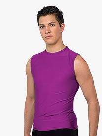 Mens Spandex Performance Tank Top