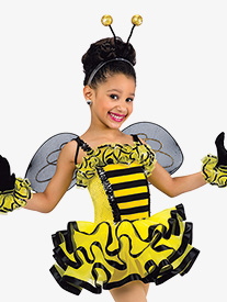Girls Buzz Word Two-Tone Character Performance Set