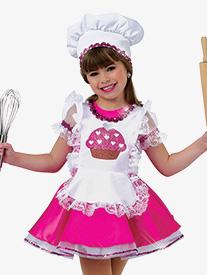 Girls Sugar Sugar Character Dance Tutu Dress