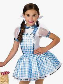 Girls Ease On Down The Road Character Dance Dress