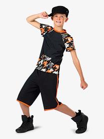 Boys Replay 2-Piece Hip Hop Costume Set