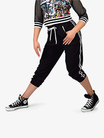 Girls Performance Issues Cropped Pants