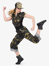 Womens Loyalty Camouflage Performance Pants