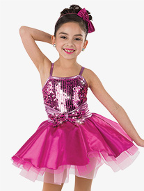 Girls True Friend Dance Costume Tutu Dress