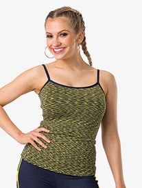 Womens Im Out Performance Camisole Top