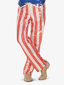 Boys Performance Doodle Dandy Striped Pants