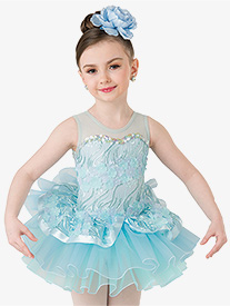 Girls Beautiful Things Lace Performance Tutu Dress