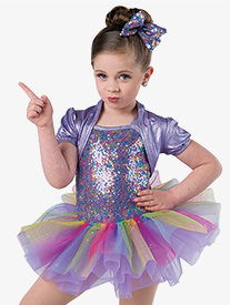 Girls Youre Welcome Performance Tutu Skirt