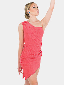Womens If I Cant Have You Asymmetrical Performance Dress