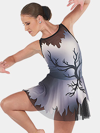 Womens Oh My My Sublimated Performance Dress