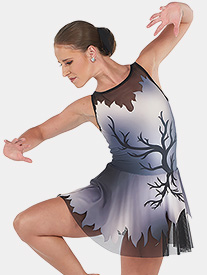Girls Oh My My Sublimated Performance Dress