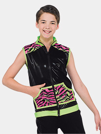 Boys Truth Hurts Neon Performance Vest