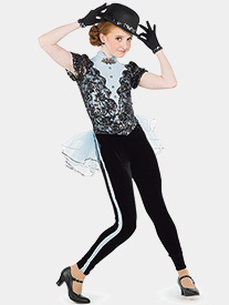 Womens Give My Regards Lace Performance Unitard