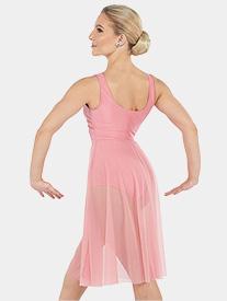 Womens Yours Cutout Tank Lyrical Performance Dress