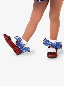 Girls Good Ship Lollipop Performance Socks