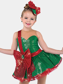 Girls Gift For You Two-Tone Performance Tutu Dress