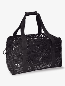 The Weekender Reflective Dance Duffle Bag
