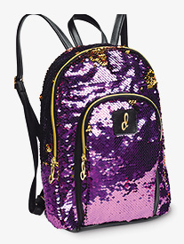 Reversible Sequin Dance Backpack