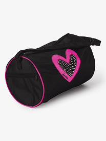 Dancers Heart Duffle Bag