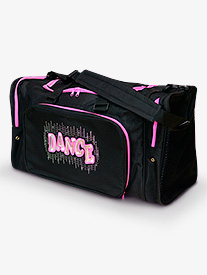 Bling Dance Duffle Bag