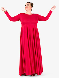 c860302533eb Plus Size | Praise, Worship, Liturgical Dancewear for All Sizes ...