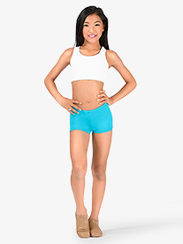 Child ProWear Boy-Cut Dance Shorts