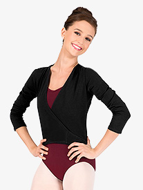 Adult Warm-Up Wrap Top